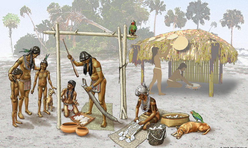 3 Cassava and Mischief