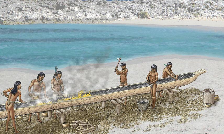 6 Canoe Builders