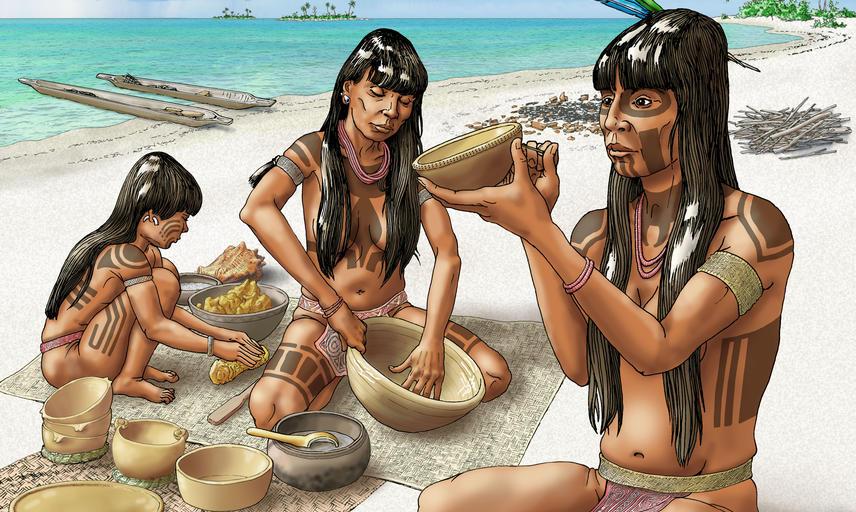 9 Palmetto Potters