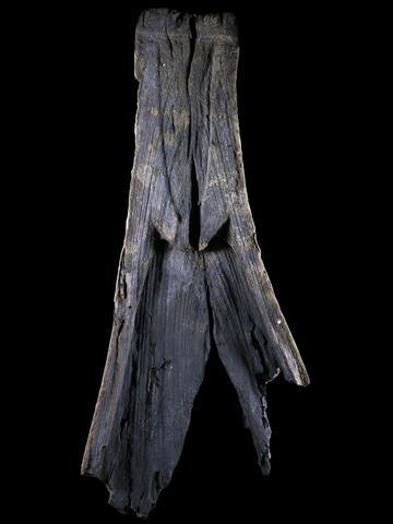Stargate Canoe fragment